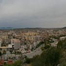 Vlore - panorama z restaurcji